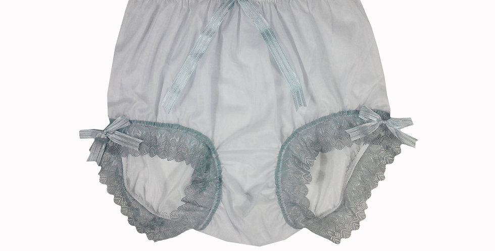 NNH11D124 Handmade Panties Lace Women Men Briefs Nylon Knickers