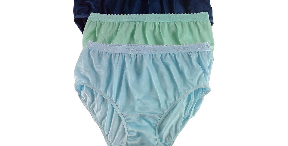 CKTK06 Lots 3 pcs Wholesale New Nylon Panties Women Undies Briefs