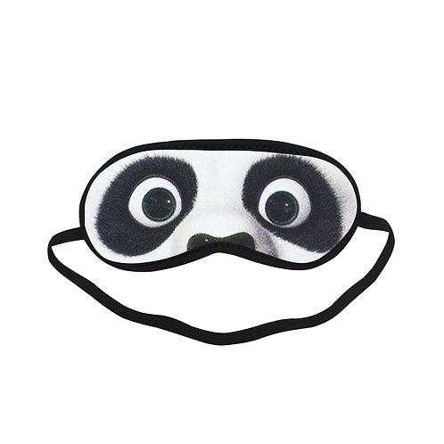 SPM335 Kangfu Panda Eye Printed Sleeping Mask