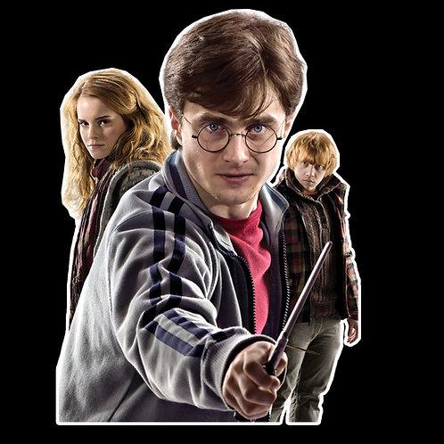 HP5 Harry Potter Hogwarts Stickers Decal Vinyl Car Bumper Window Sticker Laptop