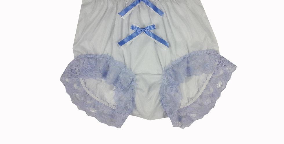 NNH10D93 Handmade Panties Lace Women Men Briefs Nylon Knickers