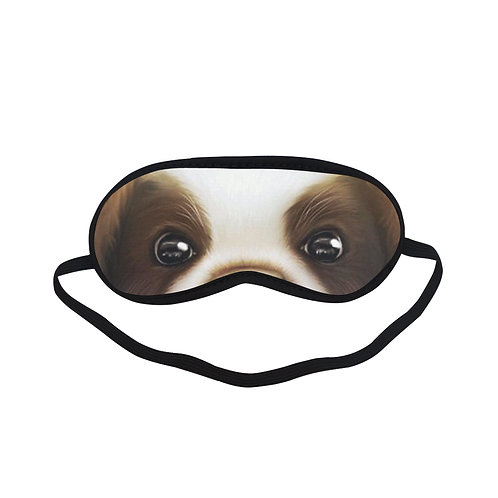 ATEM016 Puppy dog Eye Printed Sleeping Mask