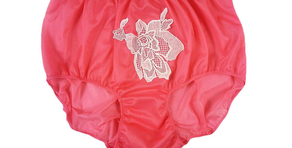 NNH13L02 Light Pink sewing pad Handmade Panties Lace Women Men Briefs Nylon