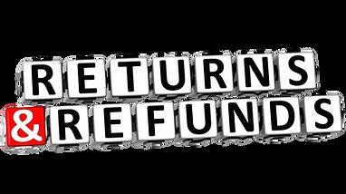 returns & refunds