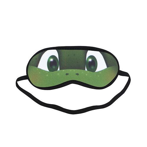 HTEM088 The Frog Prince Eye Printed Sleeping Mask