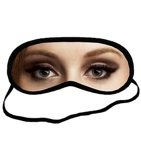 adele eye sleep mask