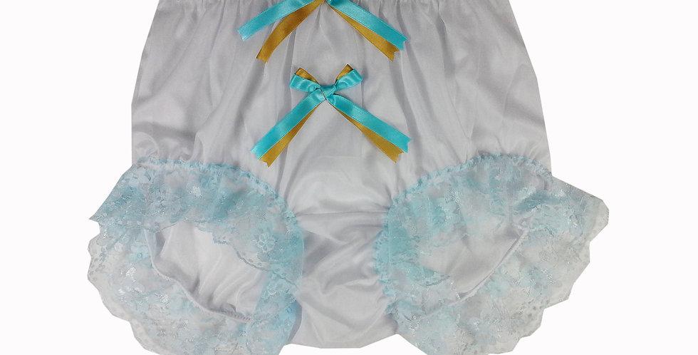 NNH10D68 Handmade Panties Lace Women Men Briefs Nylon Knickers