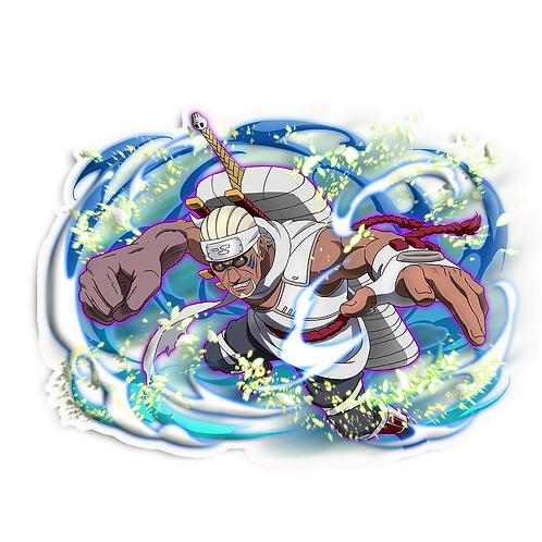 NRT219 Killer B Jinchuriki of the Eight Tailed Gyuki  Naruto anime s
