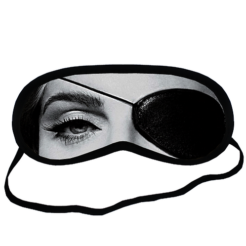 EYM414 Madonna Eye Printed Sleeping Mask