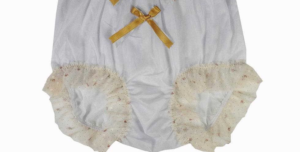 NNH10D37 Handmade Panties Lace Women Men Briefs Nylon Knickers