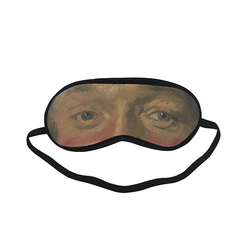 EOL120 Frans Hals Eye Printed Sleeping Mask