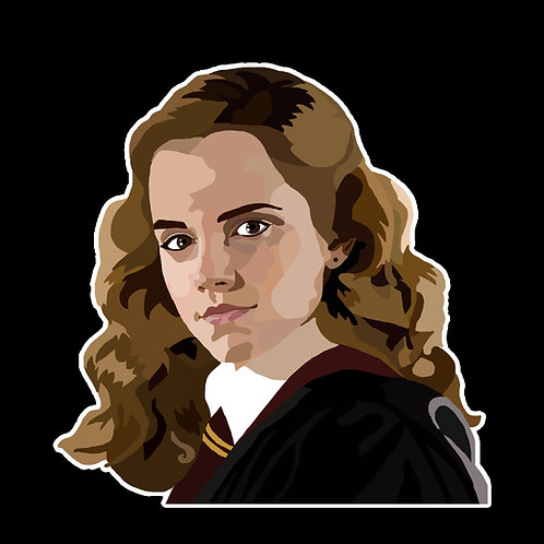 HP47 Harry Potter Hogwarts Stickers Decal Vinyl Car Bumper Window Sticker Laptop