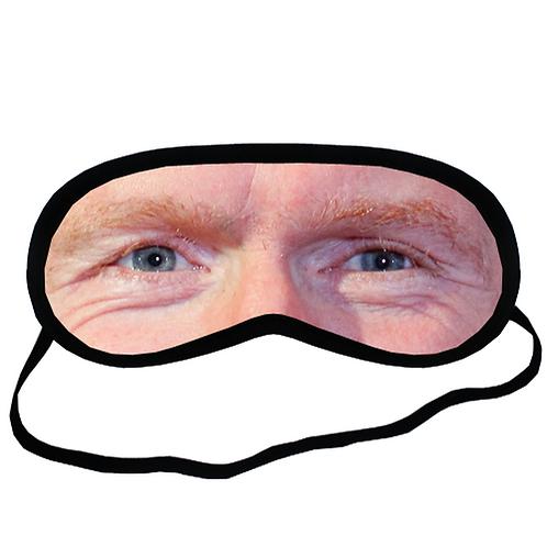 EYM1571 paul scholes Eye Printed Sleeping Mask