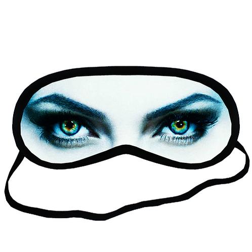 EYM195 angelina jolie Eye Printed Sleeping Mask