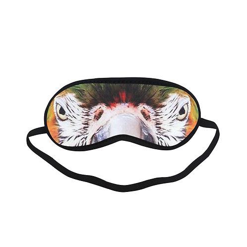 ATEM338 Parrot Bird Eye Printed Sleeping Mask