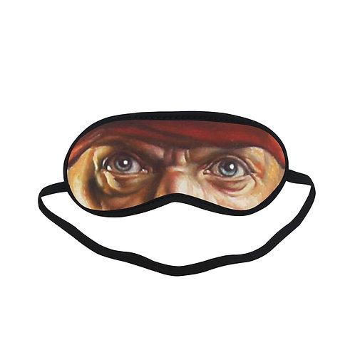 HTEM094 Hulk Hogan Eye Printed Sleeping Mask