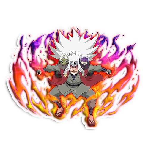 NRT173 Jiraiya Legendary Sannin Naruto anime s