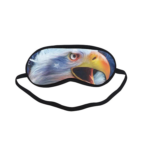 ATEM157 cool revolution eagle Eye Printed Sleeping Mask