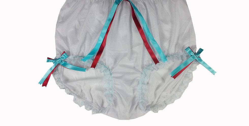 NNH11D88 Handmade Panties Lace Women Men Briefs Nylon Knickers