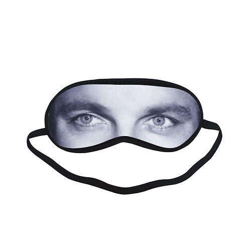 ITEM155 Bob Crosby Eye Printed Sleeping Mask