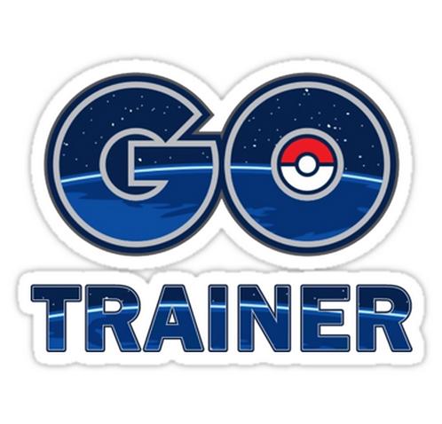 pokemon go trainer SPKMR068 Cartoon Anime Car Window Decal Sticker