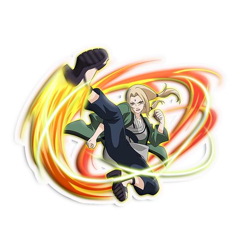 NRT417 Tsunade Senju Fifth Hokage Naruto anime s