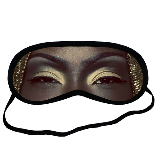 EYM1768 ART MAKEUP Eye Printed Sleeping Mask