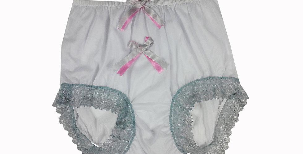 NNH10D113 Handmade Panties Lace Women Men Briefs Nylon Knickers