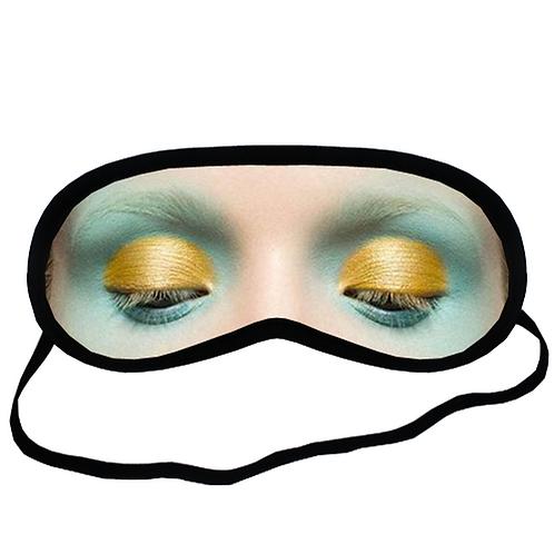 EYM1795 ART MAKEUP Eye Printed Sleeping Mask