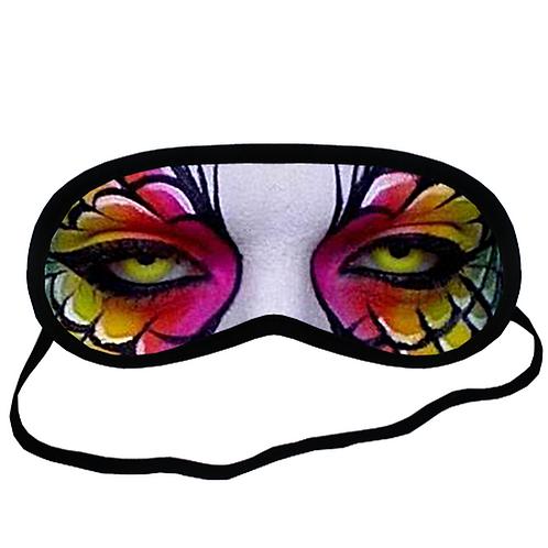 EYM1762 ART MAKEUP Eye Printed Sleeping Mask