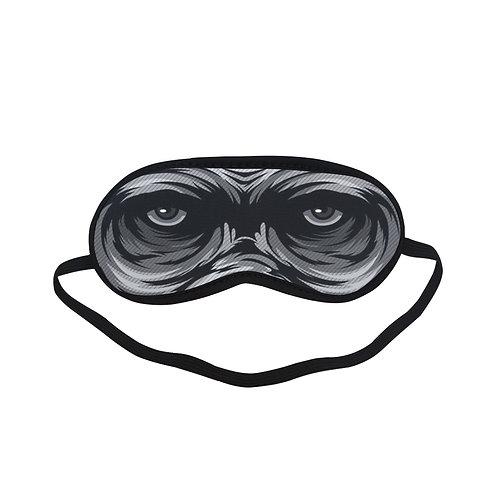 SPM206 gorilla Cartoon Eye Printed Sleeping Mask