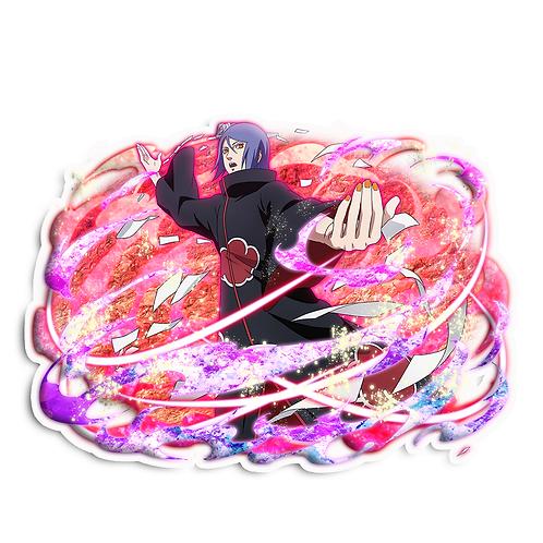 NRT233 Konan Akatsuki Amegakure Naruto anime s