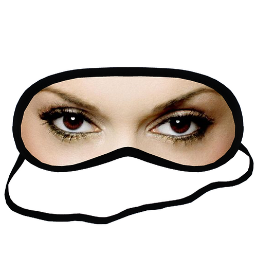 EYM310 Gwen Stefani Eye Printed Sleeping Mask