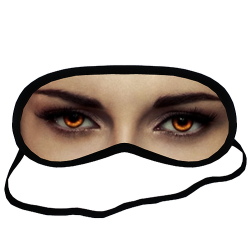 EYM390 Kristen Stewart Twilight Eye Printed Sleeping Mask