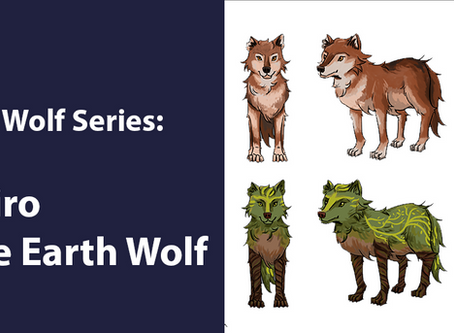 The Wolf Pack: Kairo the Earth Wolf