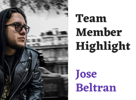 Team Highlight Series: Jose Beltran