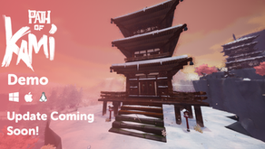 Path of Kami Demo Coming Soon to Mac and Linux, with an update on all platforms!