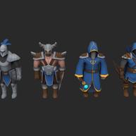 RTS Character Creation