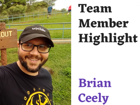 Team Highlight Series: Brian Ceely