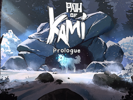 Path of Kami Prologue Trailer and Steam Page Go Live