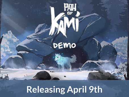 Path of Kami Demo releases April 9th on Itch io and Game Jolt