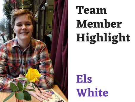 Team Highlight Series: Els White