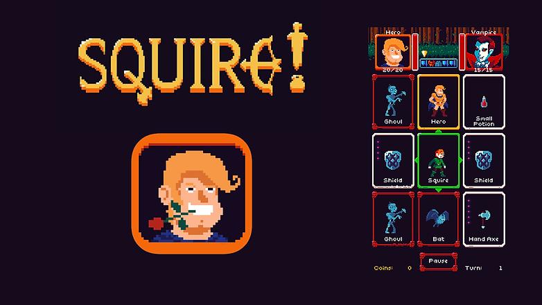 Squire! Mobile