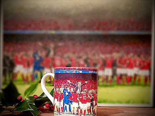'Together stronger' Fine bone china cup