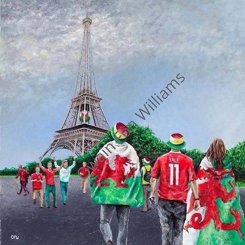 Paris ar dan