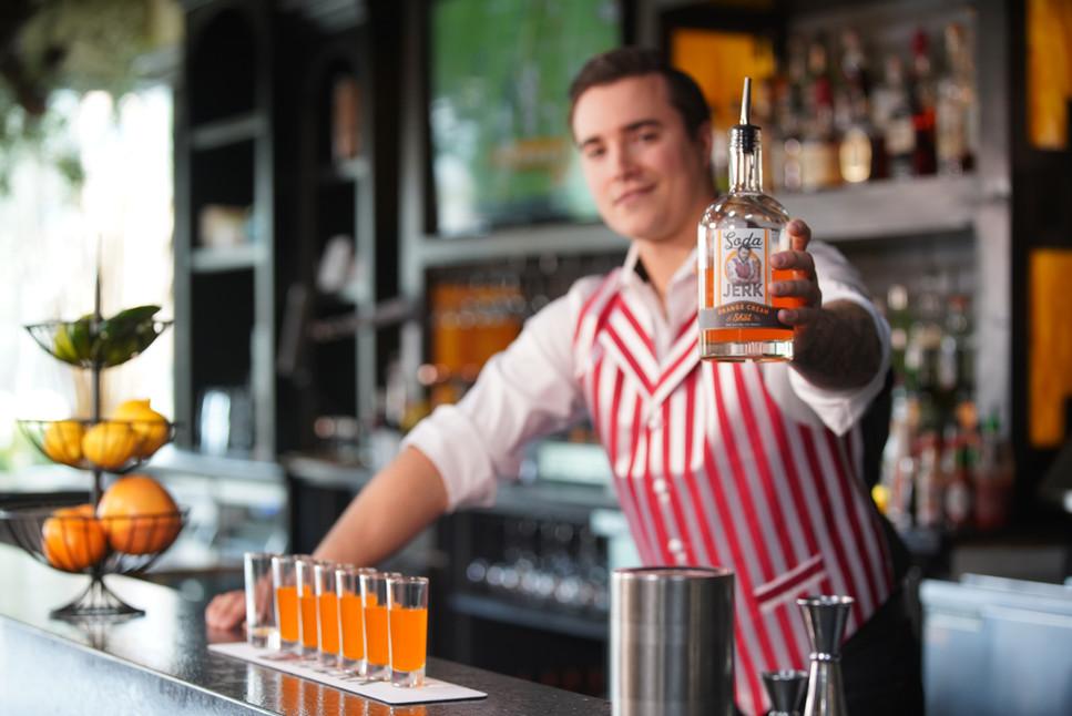 Soda Jerk Bartender