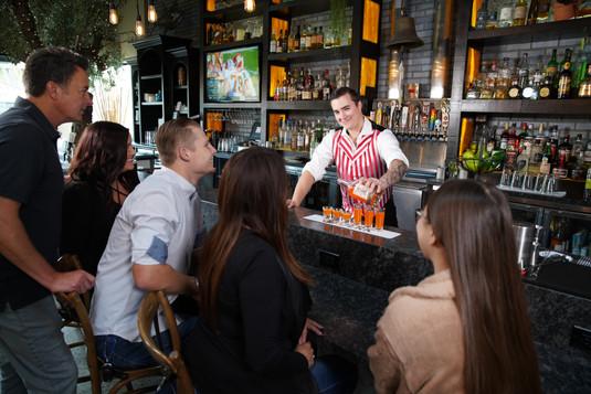 Bar Life with Soda Jerk