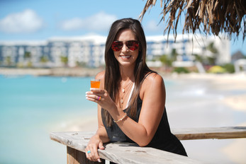 Orange Cream in Paradise
