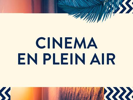 Open-Air-Kino: Film-Abende unter freiem Himmel im sonnigen Süden