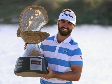Frankreichs Golf-Welt hat  einen neuen Superstar